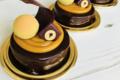 Maison Pillon. Tarte chocolat caramel passion