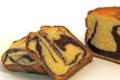 Maison Pillon. Cake marbré