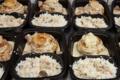 Bouchée à la reine veau aux morilles maison + riz