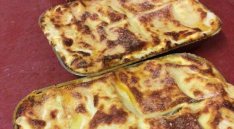 Boucherie charcuterie traiteur de la durdent. Lasagne