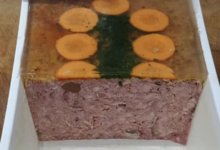Boucherie Dispot. Pâté forestier