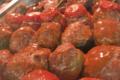 Boucherie du théatre. Tomate farcie