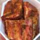 Boucherie Yannick. Travers de porc à la mexicaine