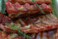 Charcuterie du paradis. ribs de porc mariné