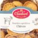 Biscuiterie de Chambord. Bouchées apéritives au Chèvre