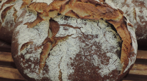 Boulangerie Contrepois. Miche de pain