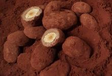 Chocolat Illèné. Amandes au chocolat