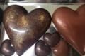 Chocolat Illèné. Coeur