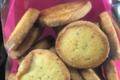 Biscuiterie Cannelle et Bergamote. Sablé noisette