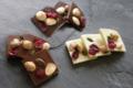 Daniel Mercier. Mendiants 3 chocolats