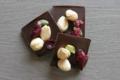 Daniel Mercier. Mendiants chocolat noir