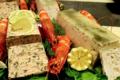 Les Charcuteries De Simon. Terrine de poisson et de St Jacques