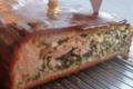 Charcuterie Brelot. Coulibiac de saumon