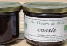 Vergers de Diodé. Cassis 100% fruit