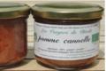 Vergers de Diodé. Pomme cannelle 100% fruit
