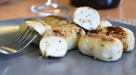 Mini-boudins blancs citron-romarin