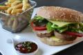 Burger à l'andouillette façon Bobosse