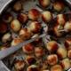Billes de quenelles au romarin frais et sel de l'Himalaya