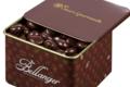 Chocolaterie Bellanger. Coeur de raisin au sauterne