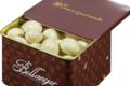 Chocolaterie Bellanger. Coeur de nougatine