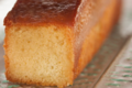 Chocolaterie Bellanger. Cake citron menthe