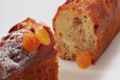 Chocolaterie Bellanger. Cake abricot cognac