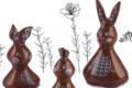 Chocolaterie Bellanger. Lapins