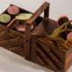 Chocolaterie Bellanger. Boite à couture