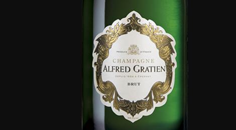 Champagne Alfred Gratien. Brut
