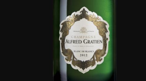 Champagne Alfred Gratien. Blanc de blanc