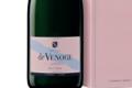 Champagne De Venoge. Cordon bleu brut rosé