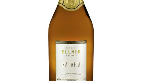 Champagne Ellner. Ratafia