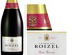 Champagne Boizel. Brut réserve