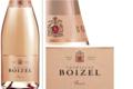 Champagne Boizel. Rosé