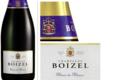 Champagne Boizel. Blanc de blancs