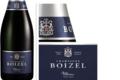 Champagne Boizel. Ultime