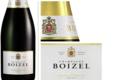 Champagne Boizel. Tendre réserve demi-sec