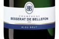 Champagne Besserat Bellefon. Bleu Brut