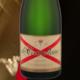 Champagne De Castellane. demi-sec