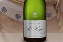 Champagne Pol Roger. Pure. Extra brut