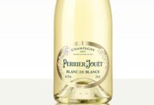 Champagne Perrier Jouet. Blanc de blancs