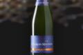 Champagne Charles Mignon. Brut blanc de noirs