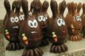 Le Chocolat d'Emmanuel Briet. Lapins
