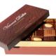 Patisserie Chocolaterie Dallet. Boîte de chocolats