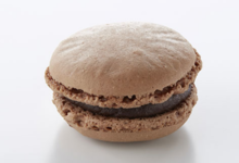Patisserie Chocolaterie Dallet. Macaron chocolat