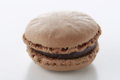 Patisserie Chocolaterie Dallet. Macaron chocolat