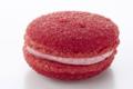 Patisserie Chocolaterie Dallet. Macaron fraise tagada