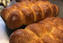 KG Piraux Boulanger-Pâtissier. Brioche