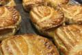 KG Piraux Boulanger-Pâtissier. chausson aux pommes