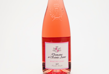 Domaine de Sainte-Anne. Rosé de Loire sec